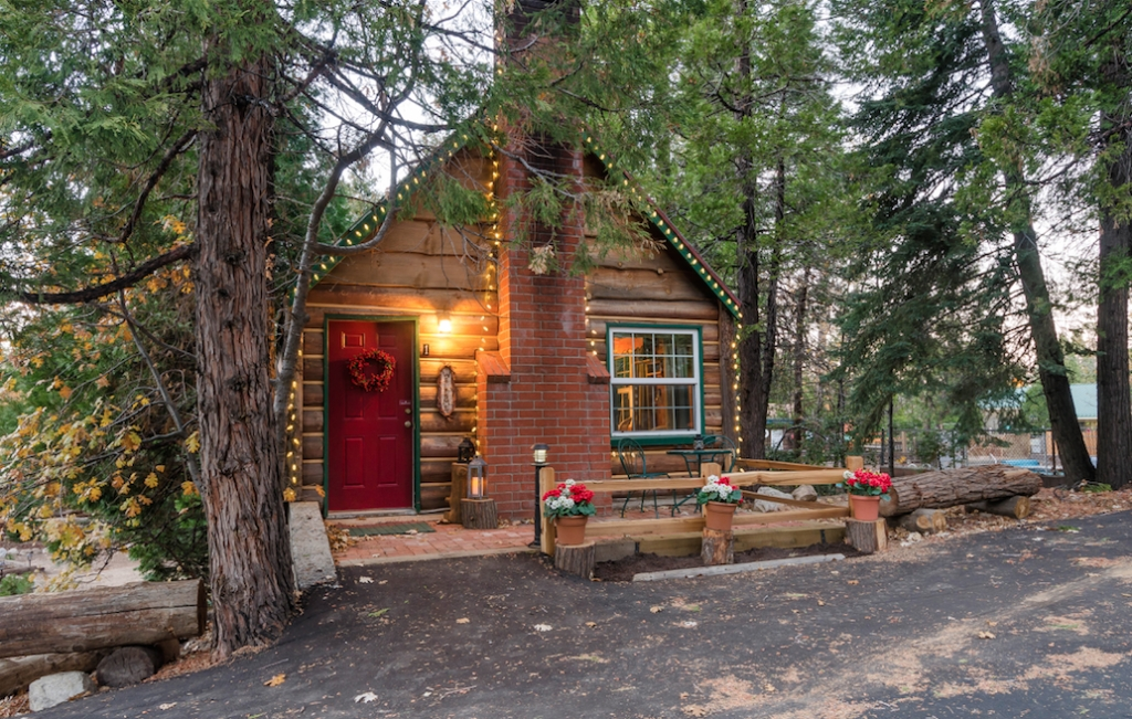 10 of the best vacation cabins in southern california Best Cabins In California