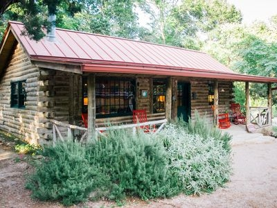 1br cabin vacation rental in wimberley texas 128547 Cabins In Wimberley Tx