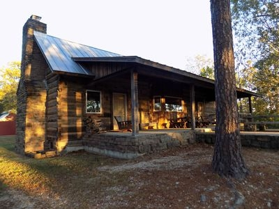 2br cabin vacation rental in cave creek arkansas 185739 Secluded Cabins In Arkansas