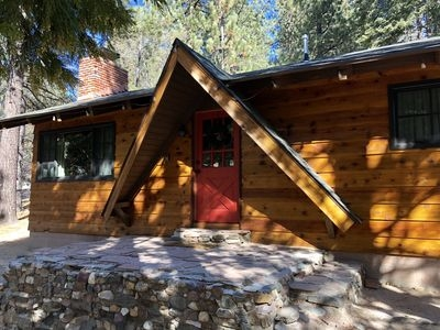 2br cabin vacation rental in green valley lake california Green Valley Lake Cabins