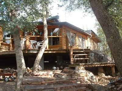 2br cabin vacation rental in payson arizona 201054 Cabins In Payson Az