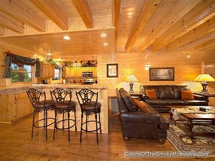 3 bedroom cabins in gatlinburg pigeon forge tn 3 Bedroom Cabins In Gatlinburg Tn