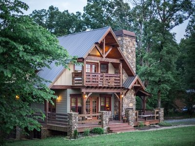 5br lodge vacation rental in chattanooga tennessee 175842 Cabins In Chattanooga Tn