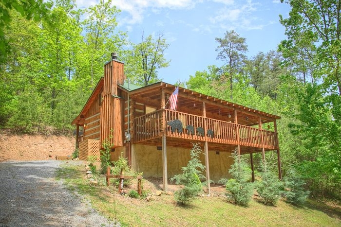 a love nest video walk through Pet Friendly Cabins In Wears Valley Tn
