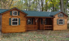 amish cabins this log cabin kit can be yours for 16350 Log Cabin Builders Ohio