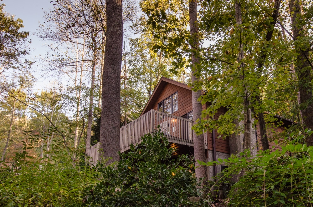 asheville cabin rentals with hot tub asheville cabins of Asheville Cabins Of Willow Winds Asheville Nc