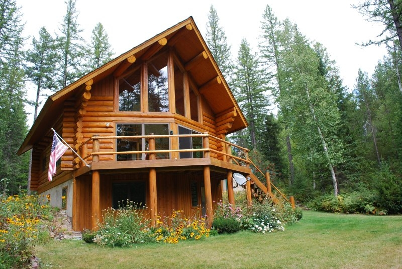 astrid cabin montana near glacier national park and Cabins Near Glacier National Park