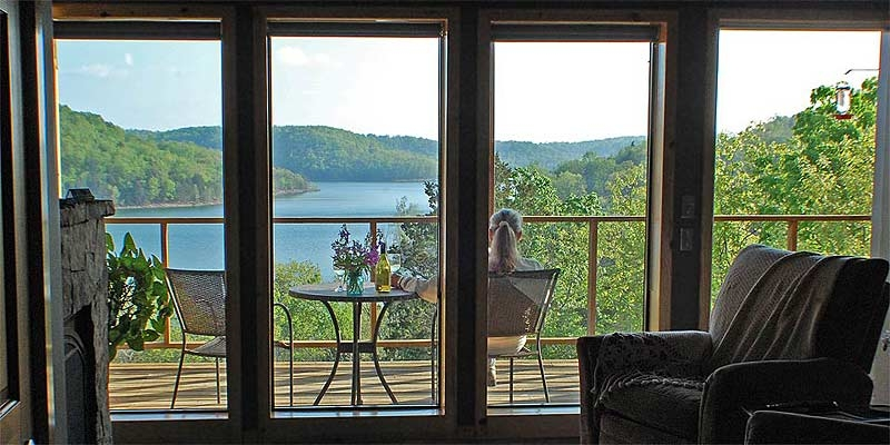beaver lakefront cabins romantic vacation cabins in eureka Beaver Lakefront Cabins Eureka Springs Ar