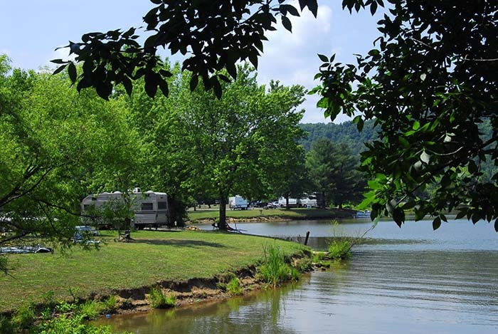 beech fork state park online campsite reservations continue Beech Fork State Park Cabins