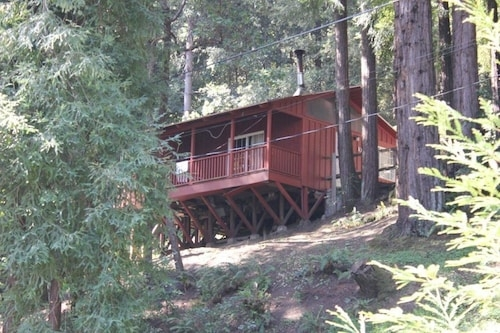 best cabins in santa cruz for 2019 find cheap 90 cabins Santa Cruz Cabins
