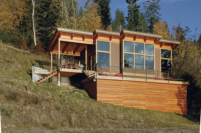best small home 2015 the cabin concept fine homebuilding Best Small Cabin Pictures