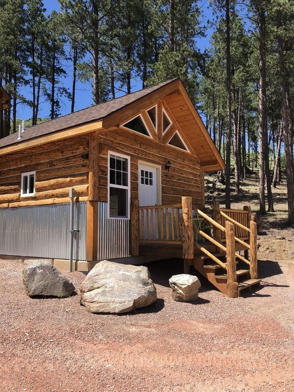 big mountain cabins a modern rustic experience new in 2020 rapid city Cabins In Rapid City Sd