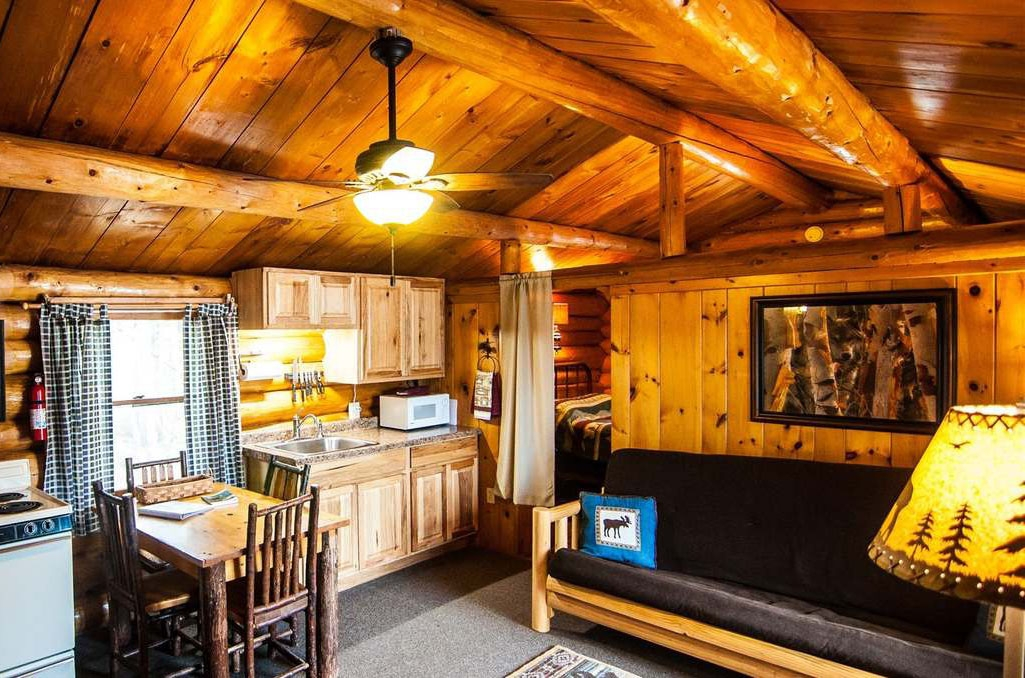 boundary waters lodging cabins suites clearwater Boundary Waters Cabins