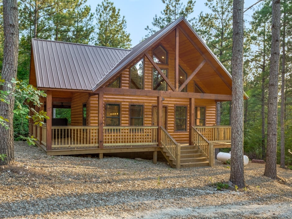 broken bow vacation cabins clearwater creek 1 bedroom Broken Bow Ok Cabins