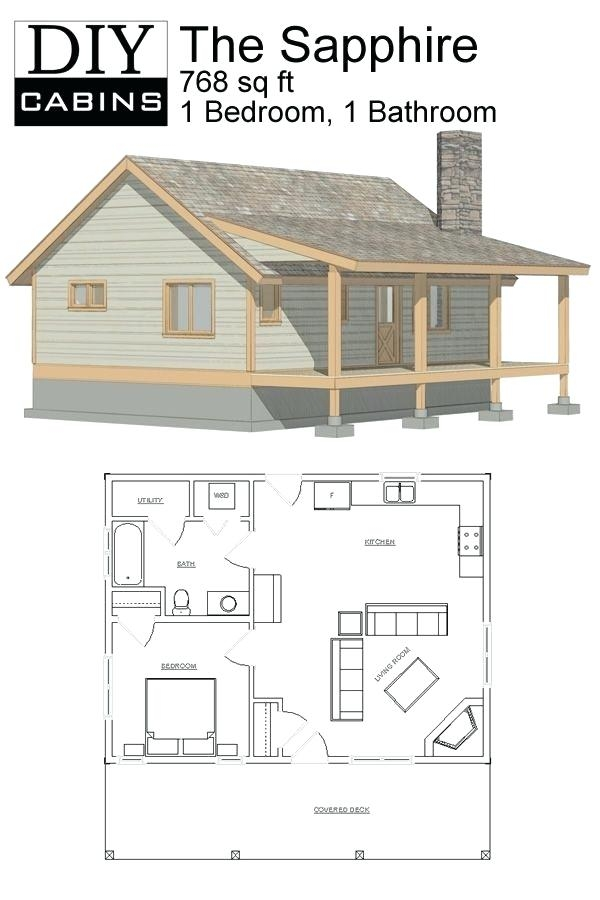 cabin designs and floor plans cabins the sapphire tiny home 24x24 Cabin Plans With Loft