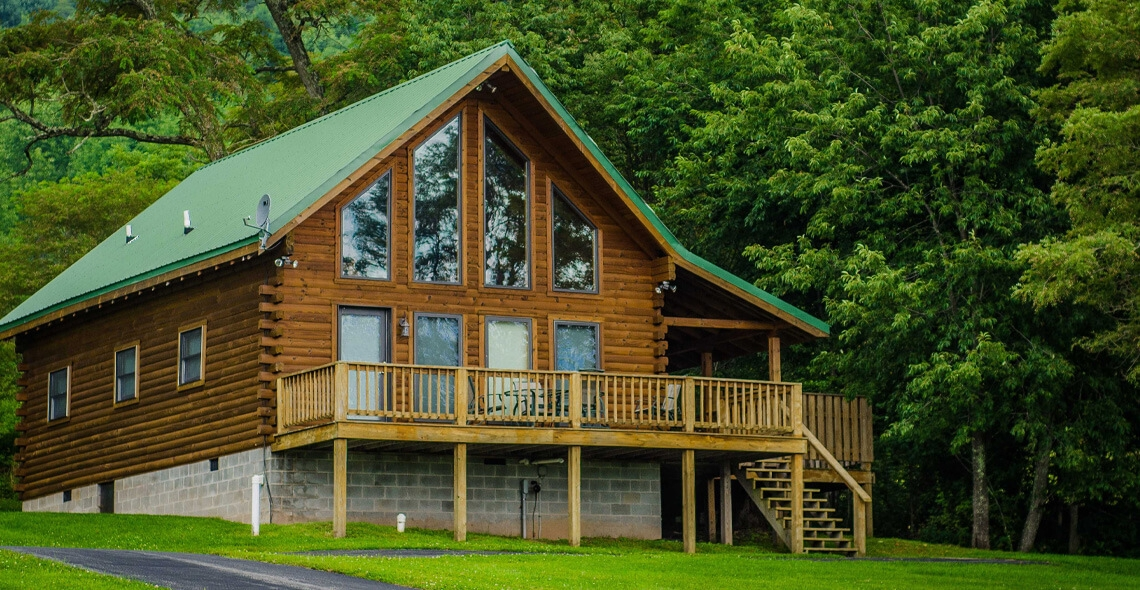 cabin rental in wv the golden anchor cabins Pictures Of Cabins