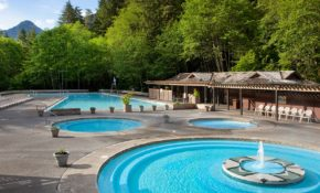 cabin rentals at sol duc hot springs resort olympic Hot Springs National Park Cabins