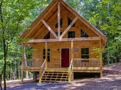 cabin vacation rental in mentone alabama 2985175 Little River Canyon Cabins