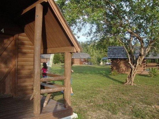 Permalink to Cozy Oleta River State Park Cabins Gallery
