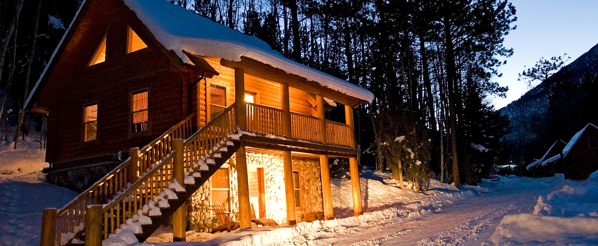 cabins for rent at mount princeton hot springs resort Cabins In Colorado Springs
