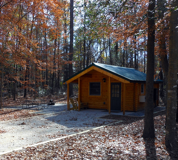 cabins for rent nc state parks Hanging Rock Cabins