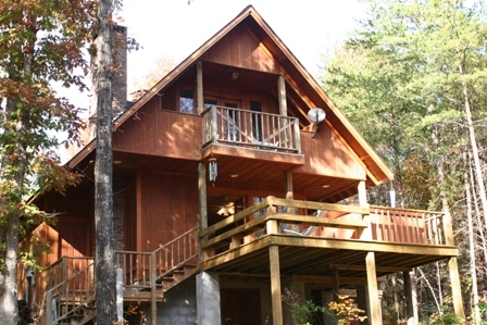cabins true adventure sports Little River Canyon Cabins