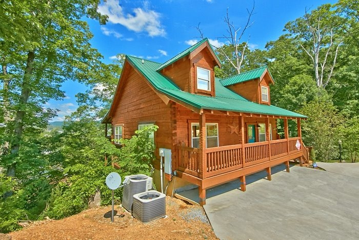 catch a star video walk through 3 Bedroom Cabins In Gatlinburg Tn