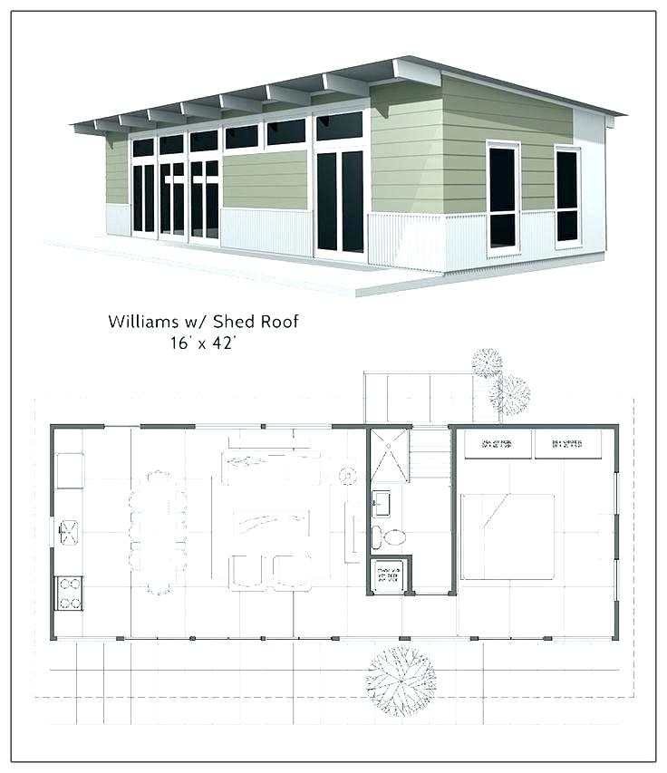 charming shed roof house plans cabin construction floor Shed Roof Cabin Plans