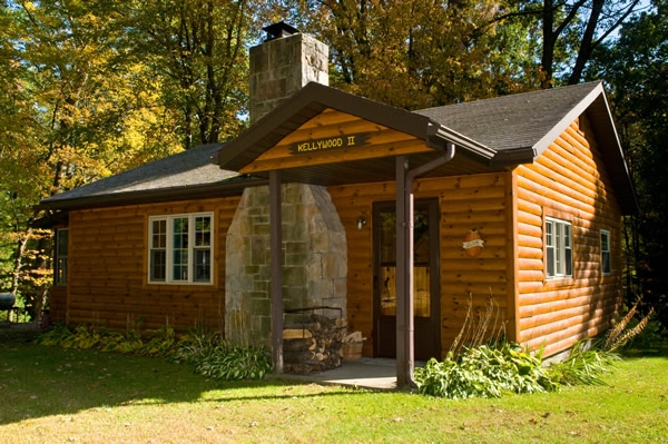 cook forest lodging cabins kellywood condo Cabins In Pennsylvania