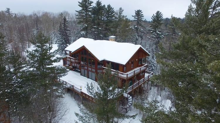 dream cabins private ely property near the boundary waters Boundary Waters Cabins
