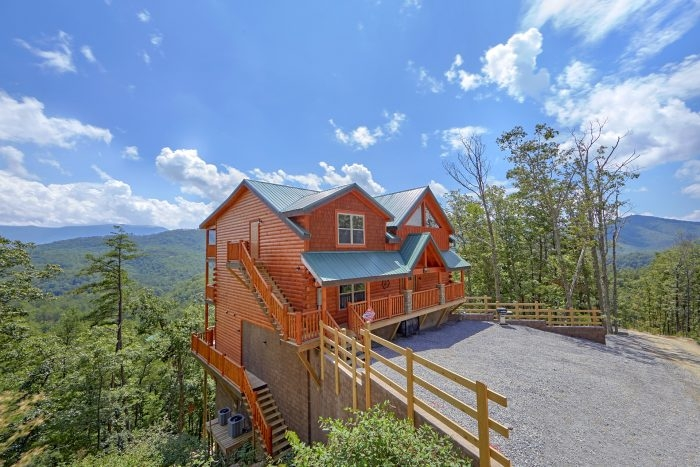 elk ridge lodge video walk through Private Cabins In Gatlinburg Tn