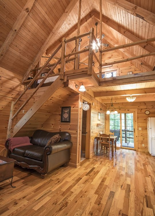 ever after romance at getaway cabins in hocking hills Hocking Hills Honeymoon Cabins