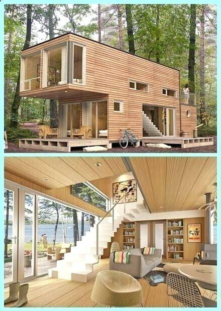 excellent storage container cabins living little tiny houses Storage Container Cabins
