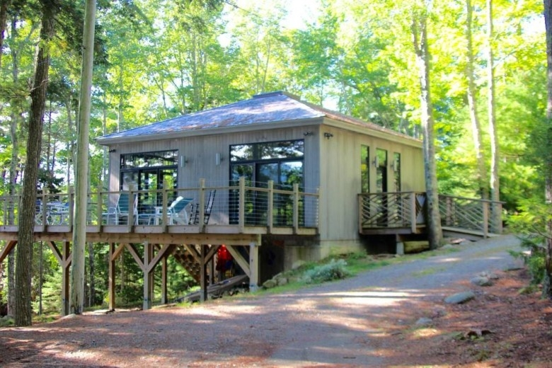 favorite acadia national park cabins you can rent new Cabins Acadia National Park