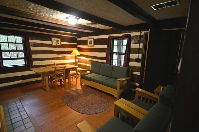 featured cabin 14 at douthat state park state parks blogs Douthat State Park Cabins