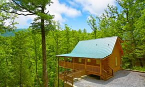 find the most secluded log cabins in pigeon forge tn Secluded Cabins In Tennessee