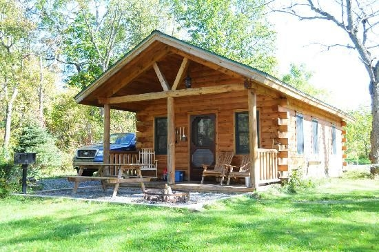 finger lakes mill creek cabins wedding guest accomodations Finger Lakes Cabin