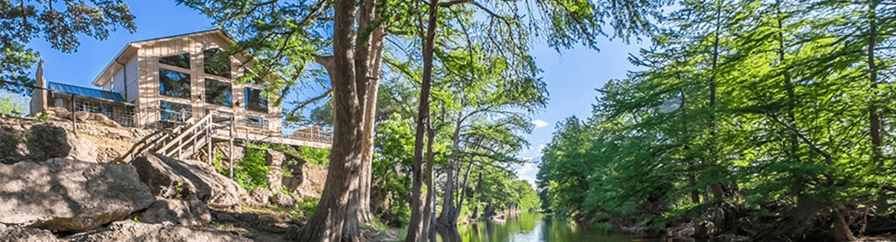 garner state park cabins for rent on the frio river bluff River Cabins Texas