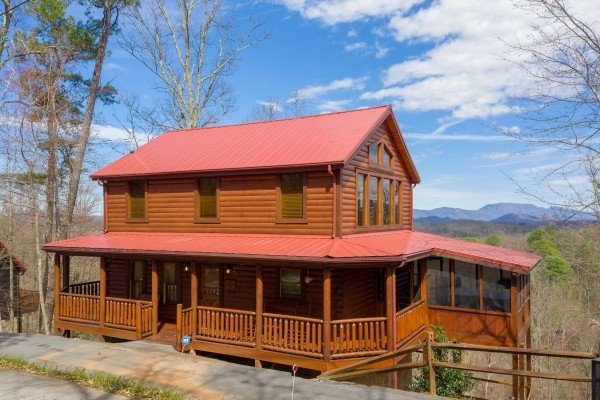 gone to therapy a gatlinburg cabin rental 7 Bedroom Cabins In Gatlinburg