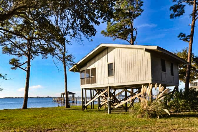 gulf state park cabin encyclopedia of alabama Alabama State Parks With Cabins