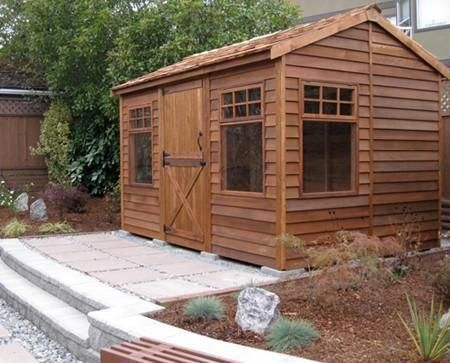 haida cabins diy cedar cabins cabin in 2020 diy shed Backyard Cabin Kits