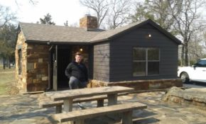 hiking picture of osage hills state park pawhuska Osage Hills State Park Cabins