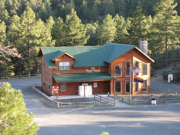 hualapai mountain park online reservations Hualapai Mountain Cabins
