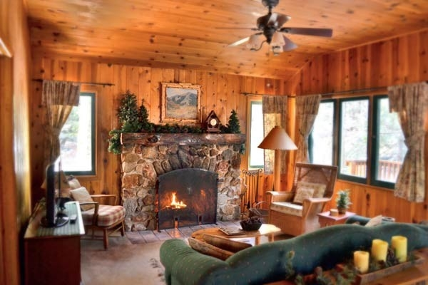 idyllwild vacation rentals offer secluded settings Cabins In Idyllwild Ca