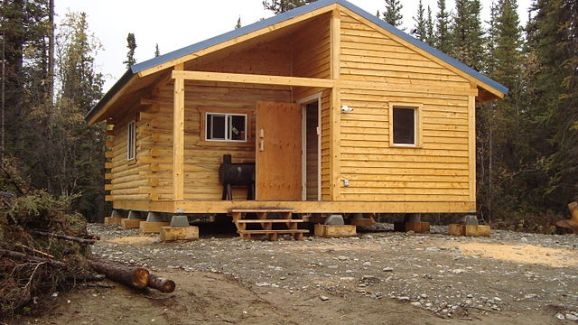 Permalink to Cozy Hunting Cabin Kits Ideas