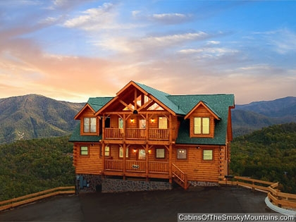 large 8 20 br cabins in gatlinburg pigeon forge tn 8 Bedroom Cabins In Gatlinburg