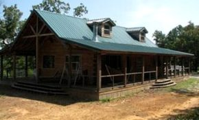 large secluded cabin for groups near mcalester oklahoma Secluded Cabins In Oklahoma