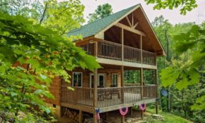 log cabin in smoky mountain pet friendly and free wifi Pet Friendly Cabins Sevierville Tn