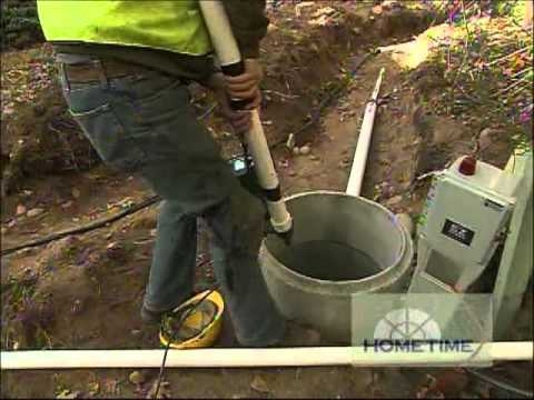 log cabin septic system Small Septic System For Cabin