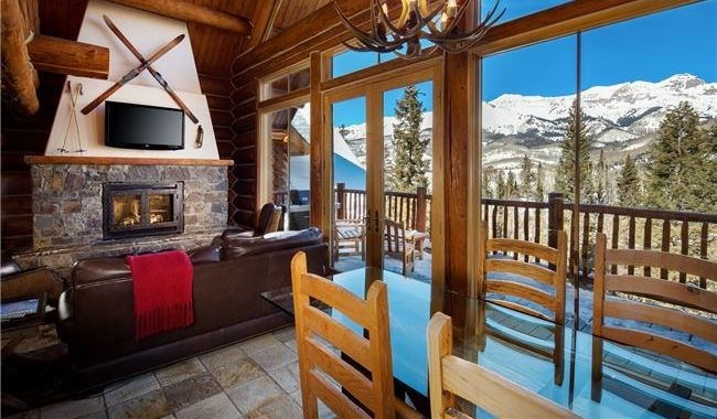 luxury log cabins in telluride co mountain lodge telluride Luxury Cabins In Colorado
